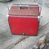 Antique Soda Cooler,