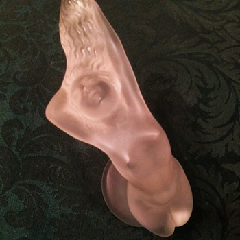 Lalique Chrysis Figurine
