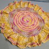 Old vintage doilies