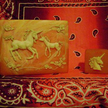 Unicorn Trinket Boxes