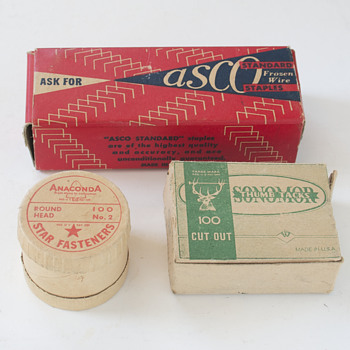 Vintage Office Items…... - Office