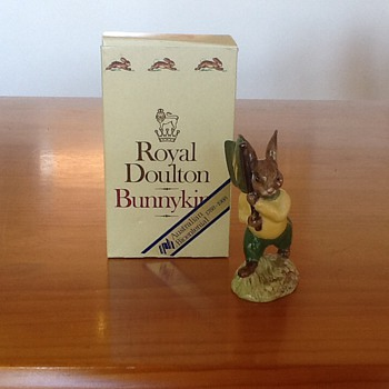 Royal Doulton Australian Bicentennial (1788-1988) Bunnykins - China and Dinnerware