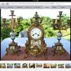 Antique clock marked France