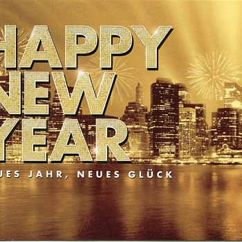 Happy New Year 2015…..to all of Collectors' World Friends!