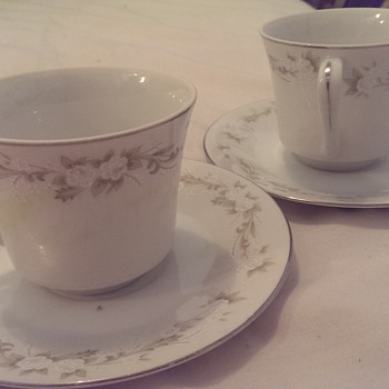 fine china made japan  - China and Dinnerware