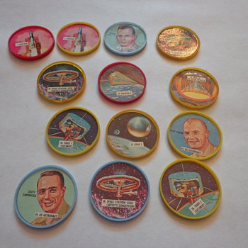 NASA Collectible Chips:Made in Canada - Military and Wartime