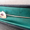 Australian Willis hat /stick pin in 9ct gold