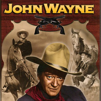 1997 - John Wayne VHS Tapes Set - Electronics