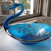 Nice blue bowl