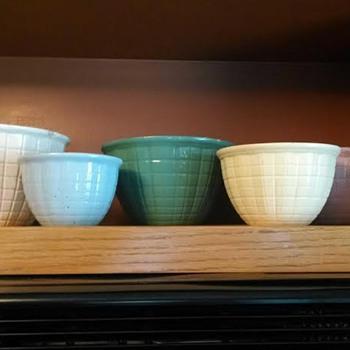 Nesting Bowls - Kitchen