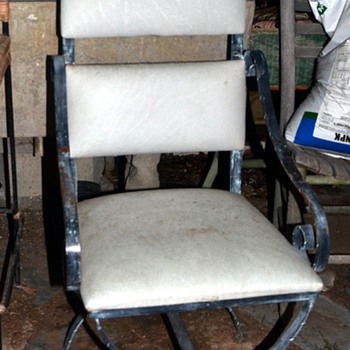 Mid-century Patio Chair? - Furniture