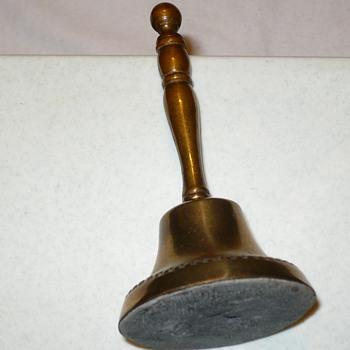 Bell Paper weight / door stop.