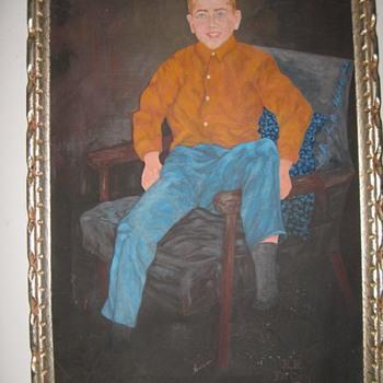 Old Painting ... - Visual Art