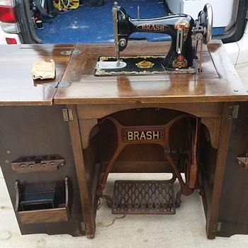 Brash? Sewing Machine