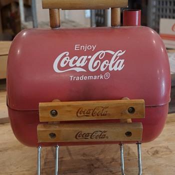 Coca-Cola Smoker/Grill