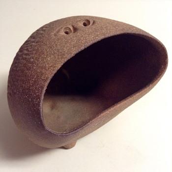 1964 Robert Maxwell Beastie Stoneware Sculpture