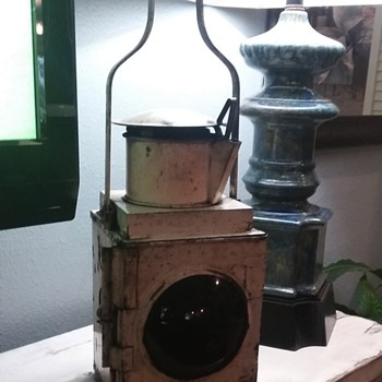 British Caboose light? - Lamps