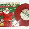 PETER PAN - Vintage Children's Xmas Colored LP Records