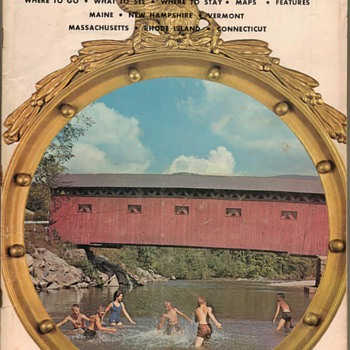 The New England Guide - Annual 1966-67 - Paper