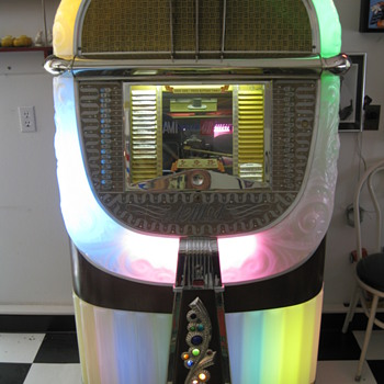 1946 AMI &#039;Model A&#039; Jukebox