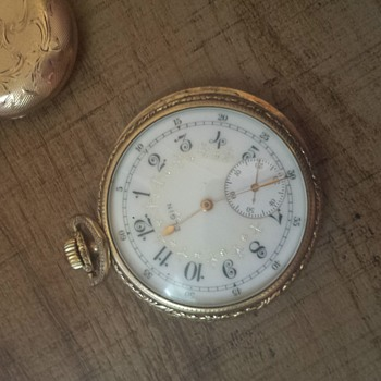 Antique Elgin Watch Mystery