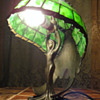 Verte Lady Green Fairy Lamp