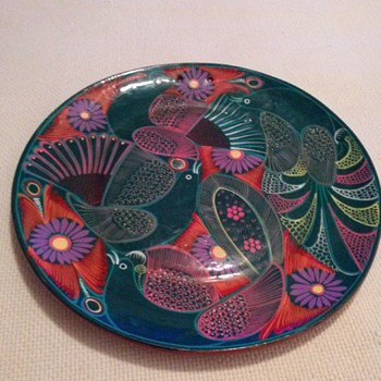 POTTERY CHARGER - Art Pottery