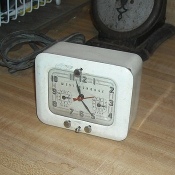 Westinghouse Clock/Timer for Westinghouse Roaster