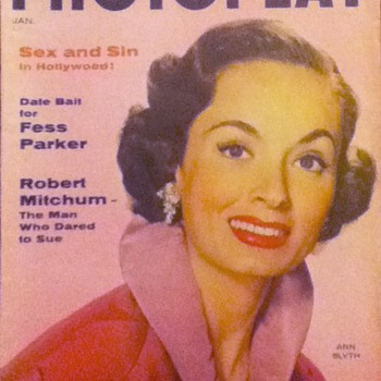 Photoplay - January 1956