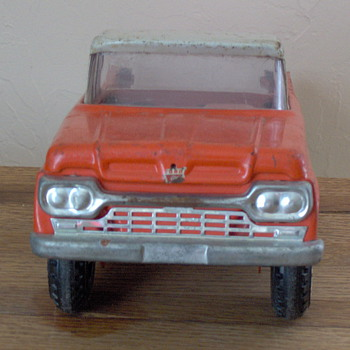 U-Haul pick up truck by Nylint - Model Cars