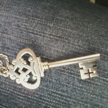 My Skeleton Key Neckless  - Tools and Hardware