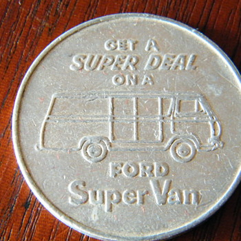 Ford Super Van