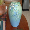 My Favorite Weller Vase marked TS and 7&quot; high.