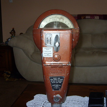 duncan-miller 60 parking meter - Coin Operated