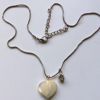 Vintage pendant - Costume Jewelry