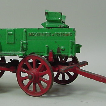 McCormick Deering Farm Wagon