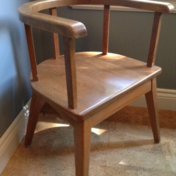 What style dining chair is this? - Furniture