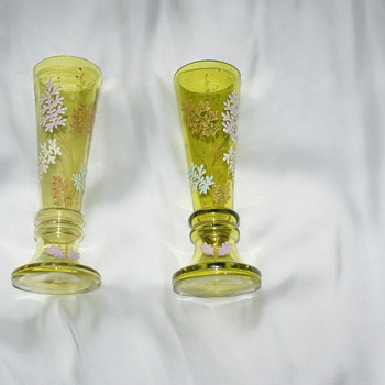 Pair of Late Victorian/Early 1900's Vases