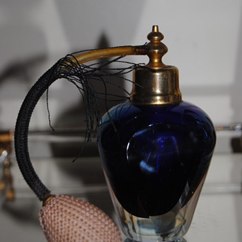 My favorite parfume bottle