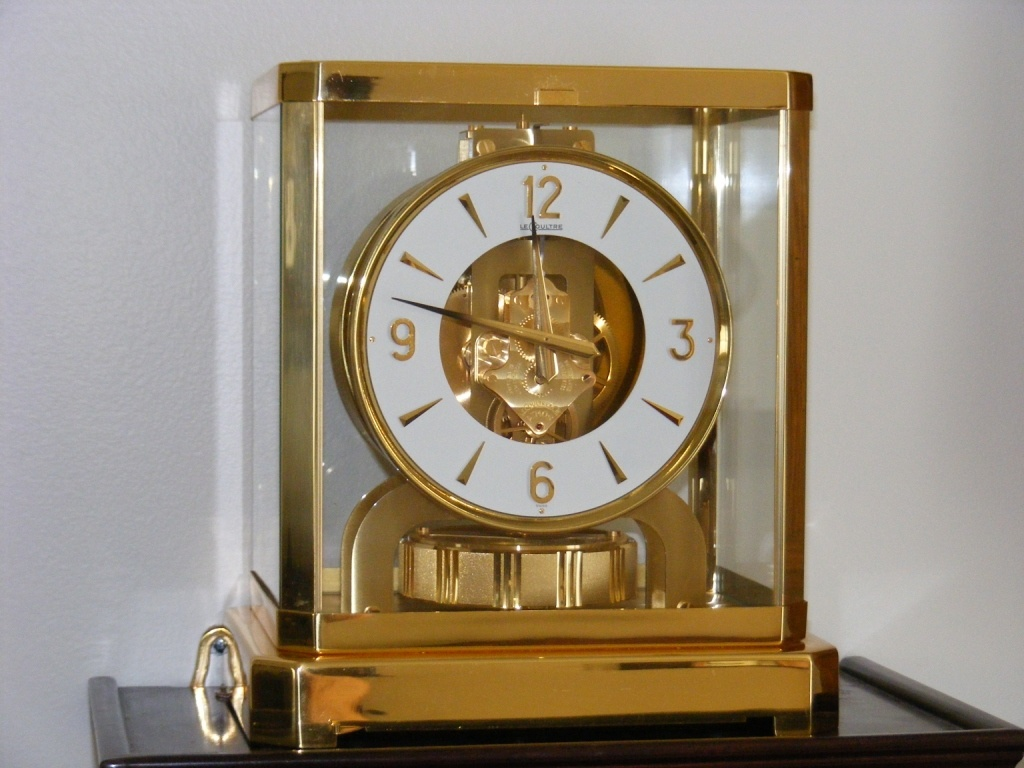 An Amazing Clock Almost Perpetual Motion Very Close