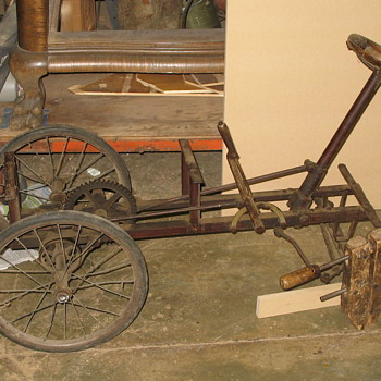 hand pump car? - Model Cars