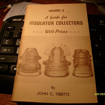 Insulator Collectors Book