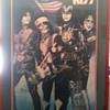 1976 Mint autograpghed framed poster