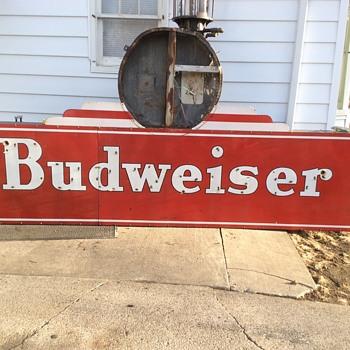 Budweiser Neon