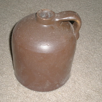 Very Old Brown Jug