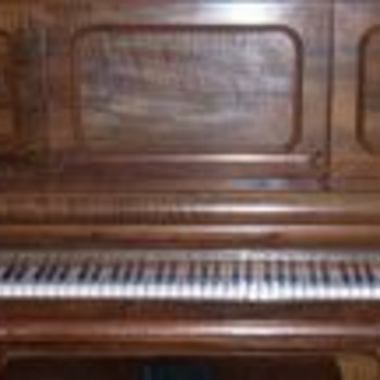 Wegman piano