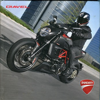 Ducati Diavel Catalog - Motorcycles