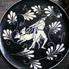 Italian  Art Plate
