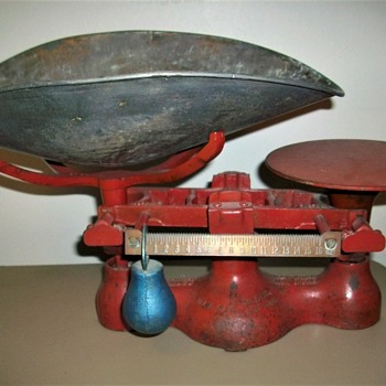 Hardware Store Scales