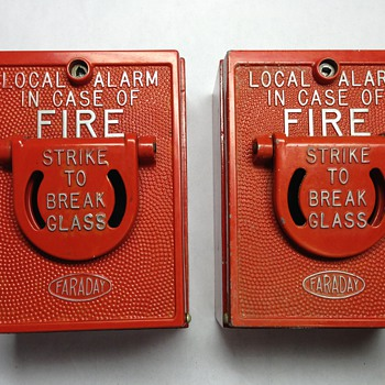 Fire Alarm Pulls - Firefighting